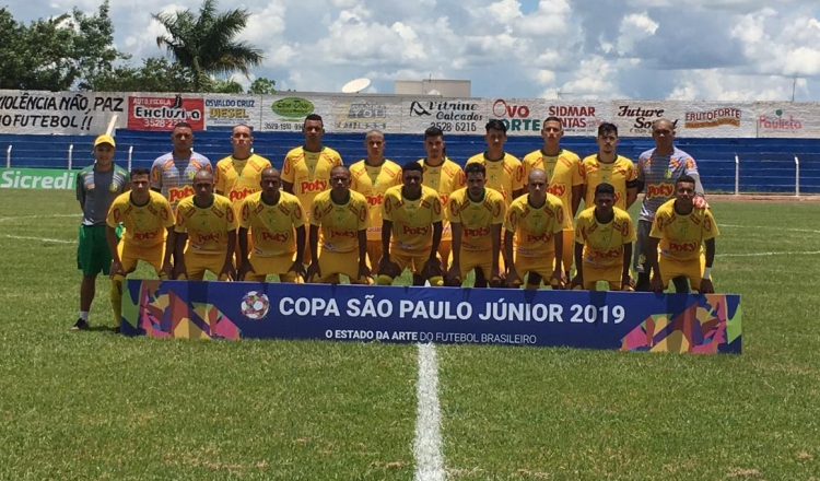 Leãozinho empata com donos da casa na estreia do Copa SP Júnior 2019 783d55bdbae8c